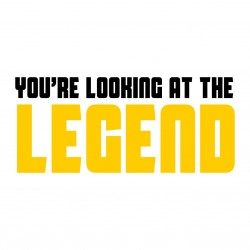 Tricou Personalizat The Legend